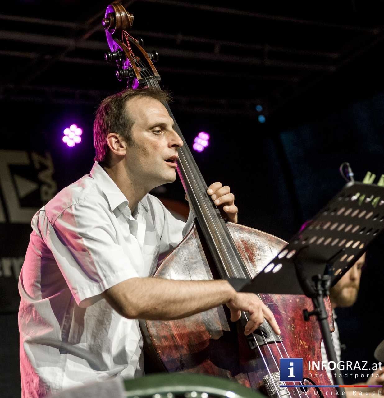 Karlheinz Miklin - 'Jazz via Brazil' am 4. August 2016 am Mariahilferplatz - 023