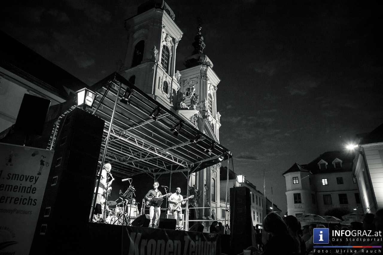 Karlheinz Miklin - 'Jazz via Brazil' am 4. August 2016 am Mariahilferplatz - 036