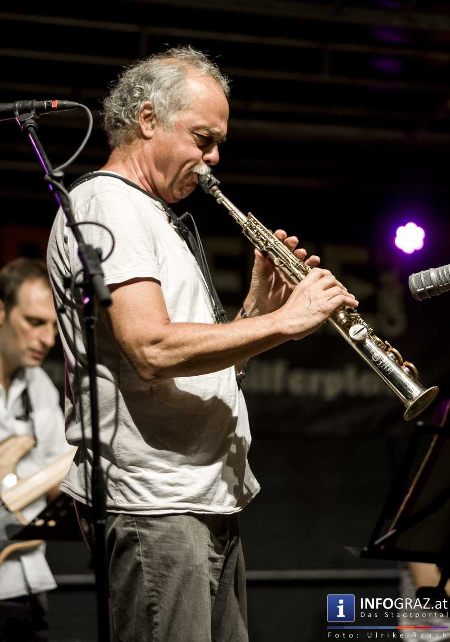 Karlheinz Miklin - 'Jazz via Brazil' am 4. August 2016 am Mariahilferplatz - 043