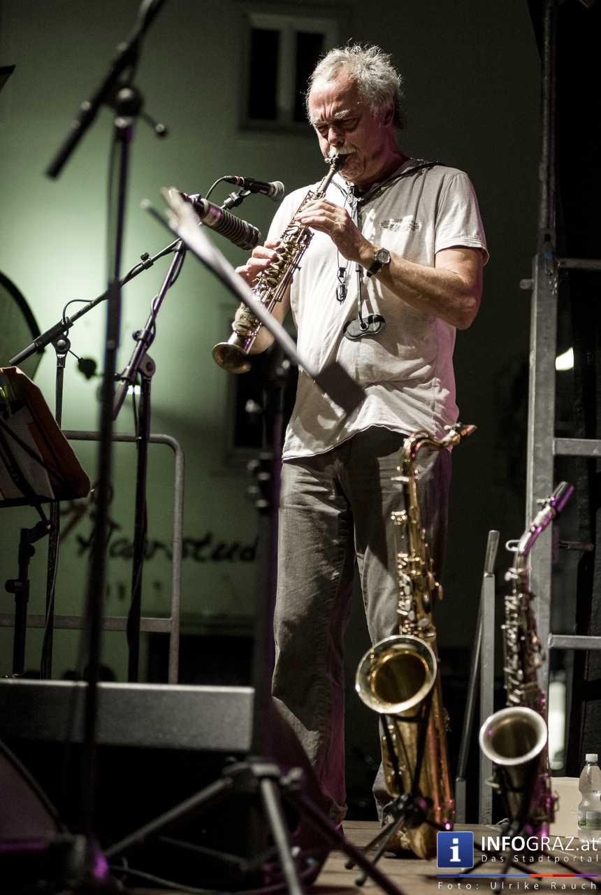 Karlheinz Miklin - 'Jazz via Brazil' am 4. August 2016 am Mariahilferplatz - 048