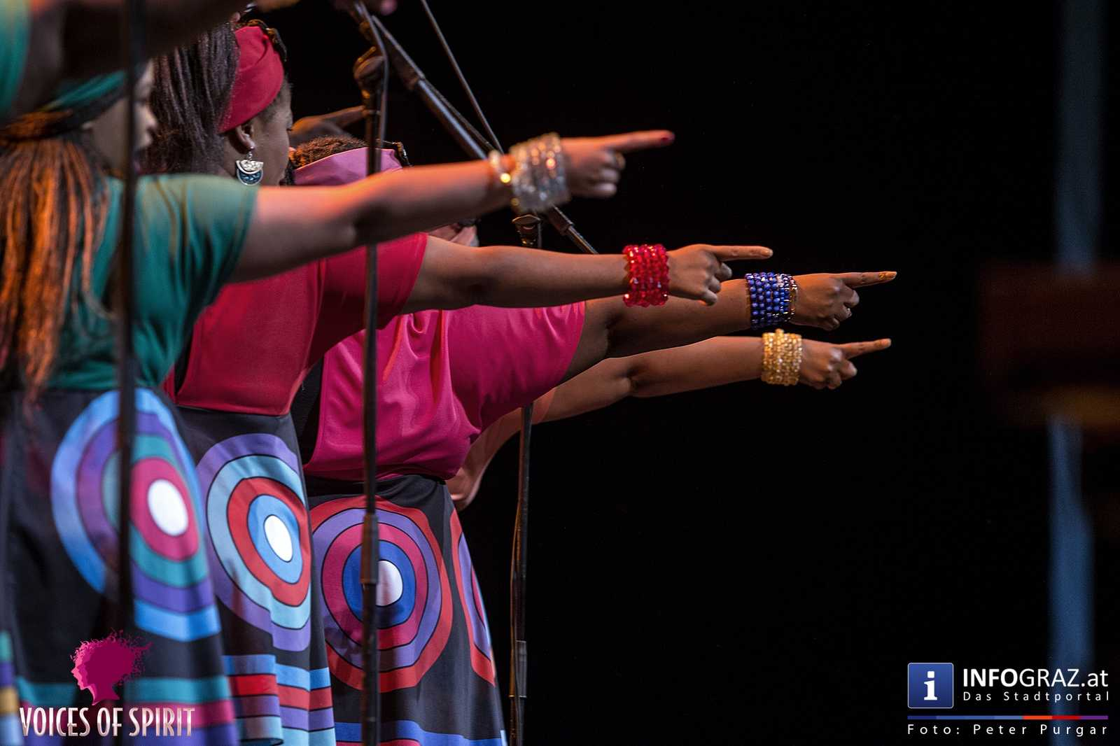 soweto gospel choir internationales chorfestival statdthalle graz voices of spirit eroeffnung festivals 2016 006
