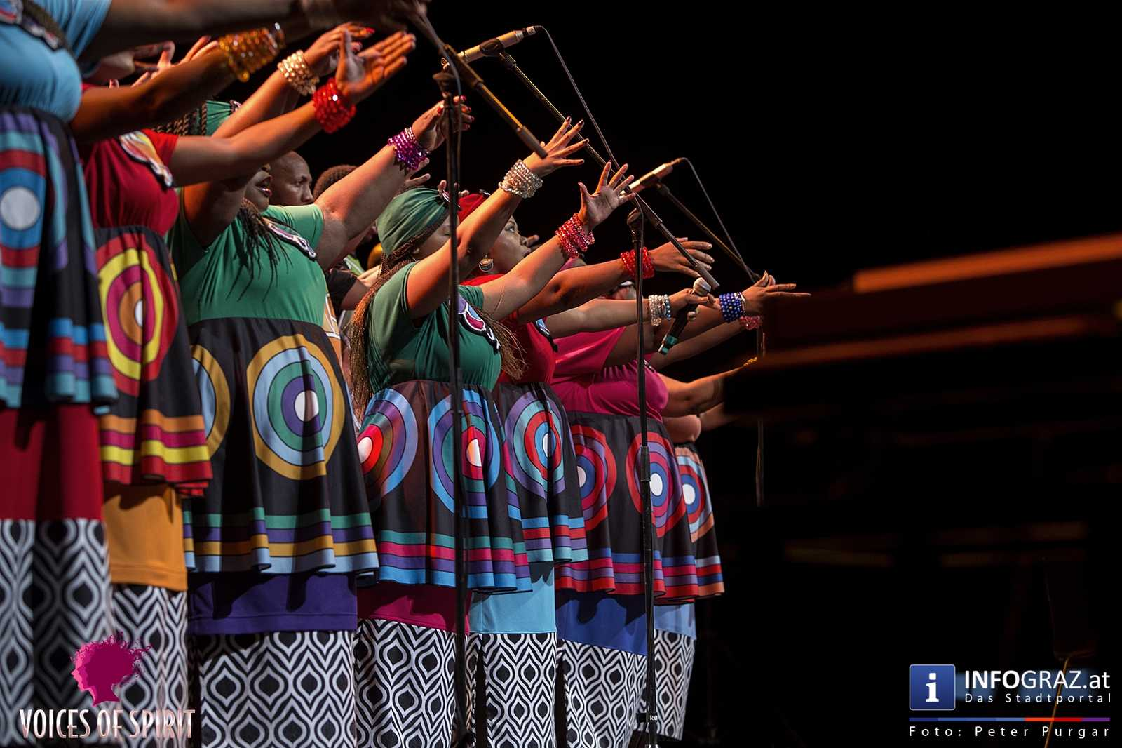 soweto gospel choir internationales chorfestival statdthalle graz voices of spirit eroeffnung festivals 2016 007