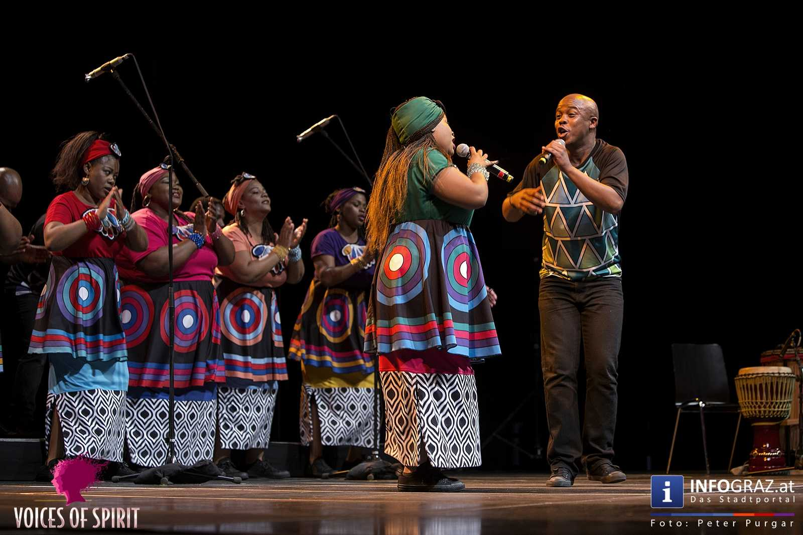 soweto gospel choir internationales chorfestival statdthalle graz voices of spirit eroeffnung festivals 2016 020