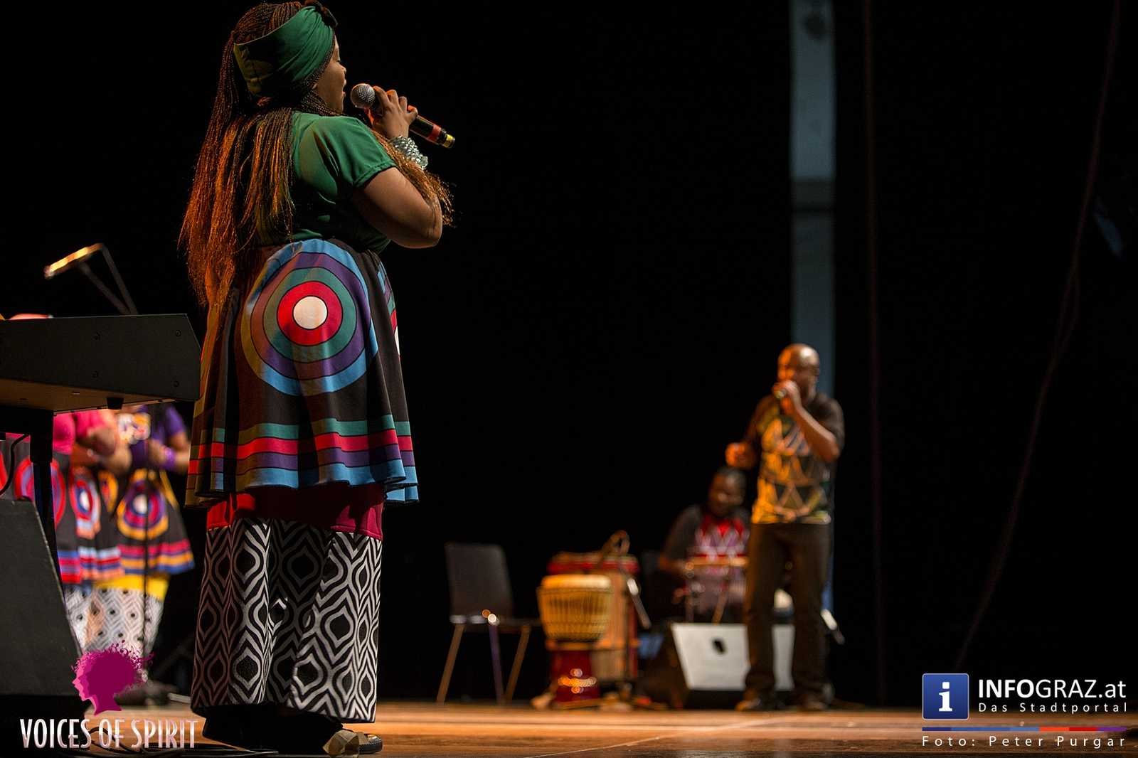 soweto gospel choir internationales chorfestival statdthalle graz voices of spirit eroeffnung festivals 2016 024