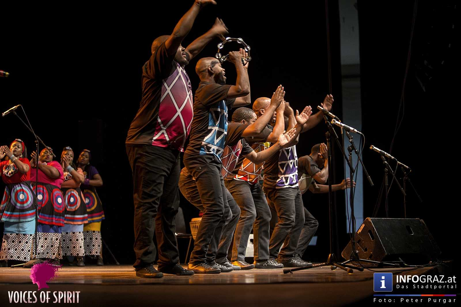 soweto gospel choir internationales chorfestival statdthalle graz voices of spirit eroeffnung festivals 2016 025