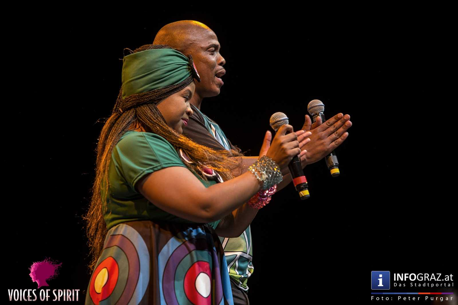 soweto gospel choir internationales chorfestival statdthalle graz voices of spirit eroeffnung festivals 2016 027