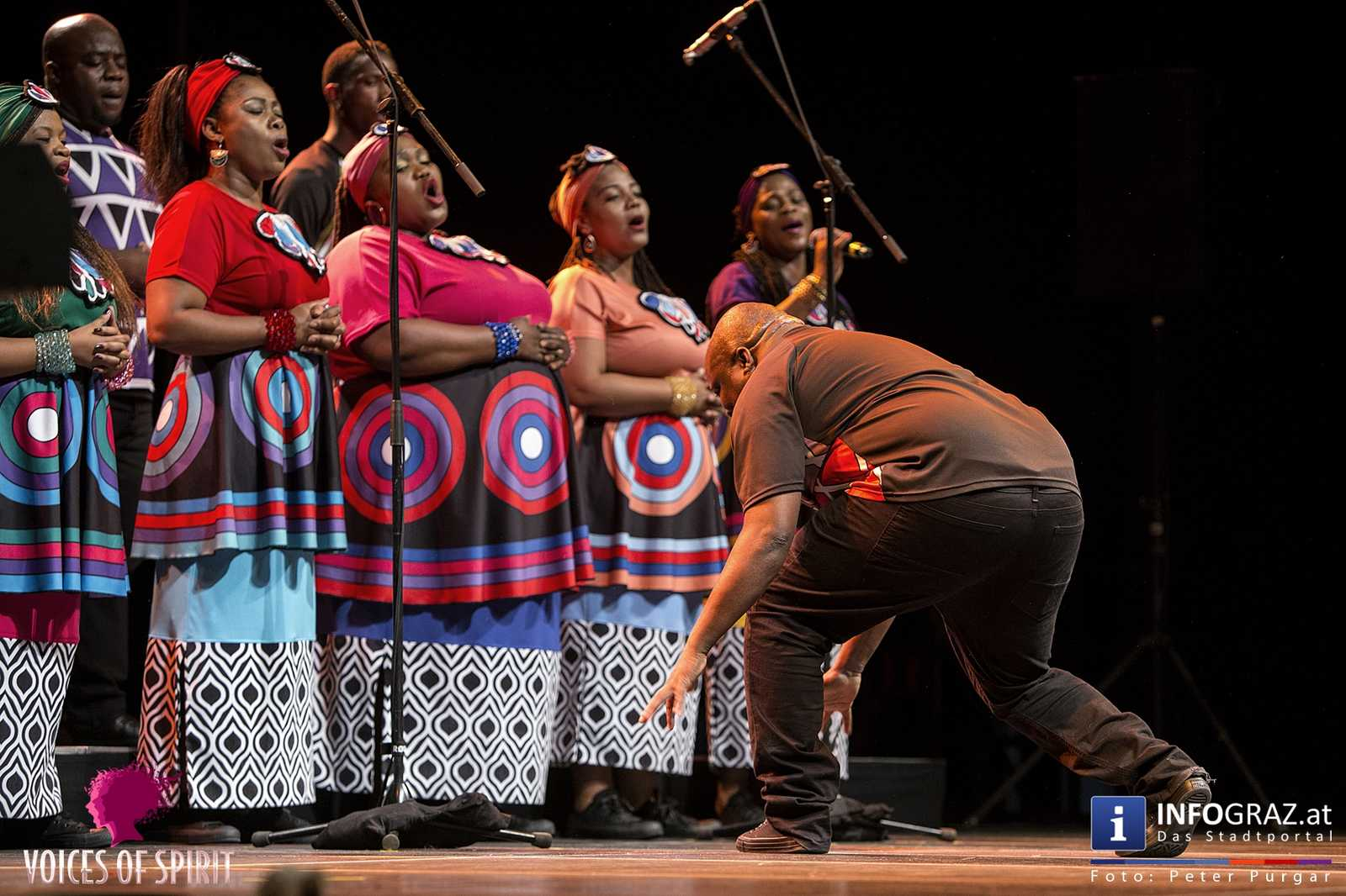 soweto gospel choir internationales chorfestival statdthalle graz voices of spirit eroeffnung festivals 2016 032