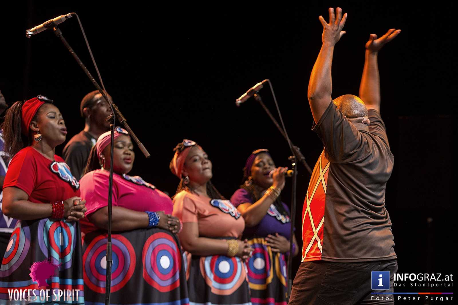 soweto gospel choir internationales chorfestival statdthalle graz voices of spirit eroeffnung festivals 2016 033