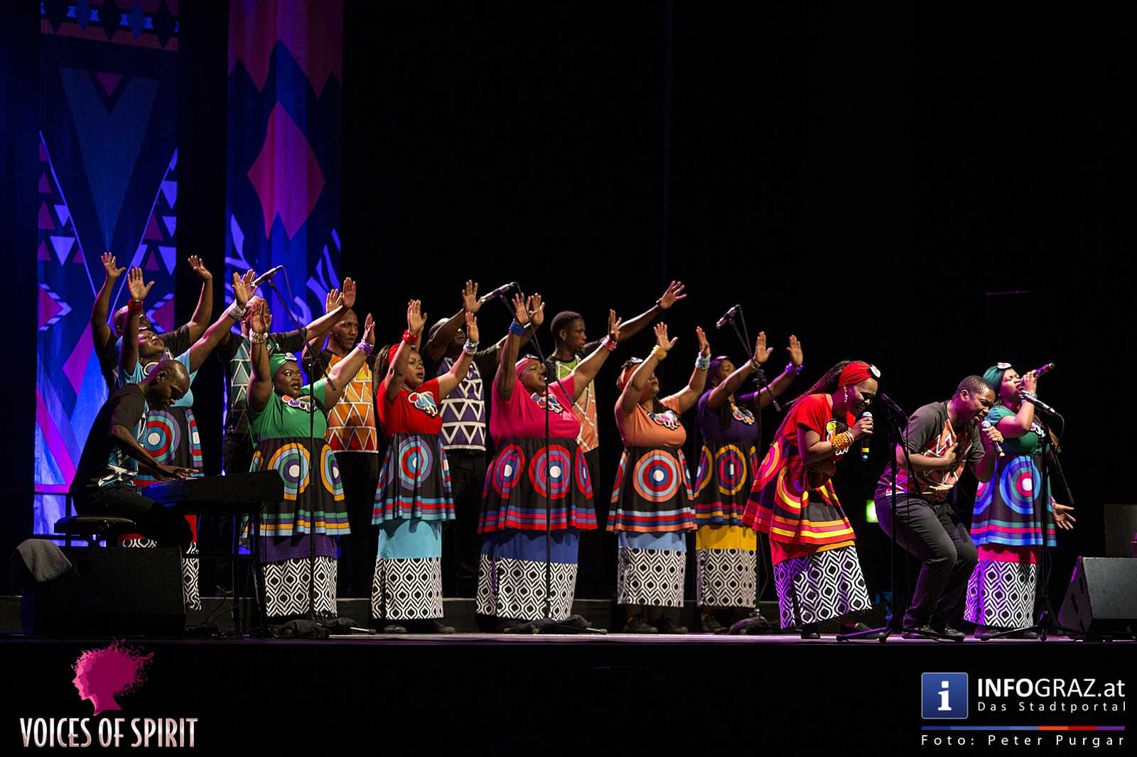 soweto gospel choir internationales chorfestival statdthalle graz voices of spirit eroeffnung festivals 2016 040