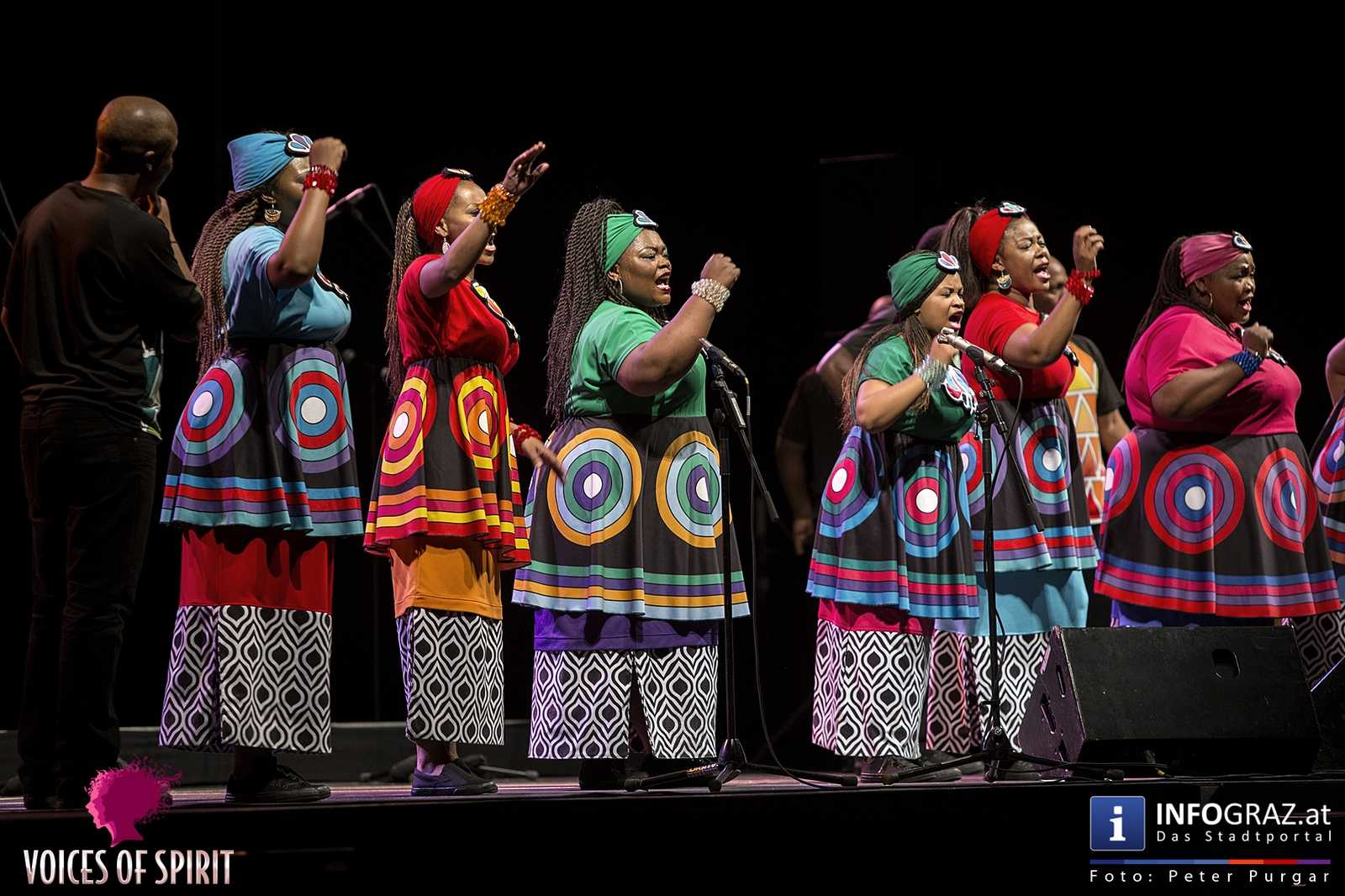 soweto gospel choir internationales chorfestival statdthalle graz voices of spirit eroeffnung festivals 2016 041