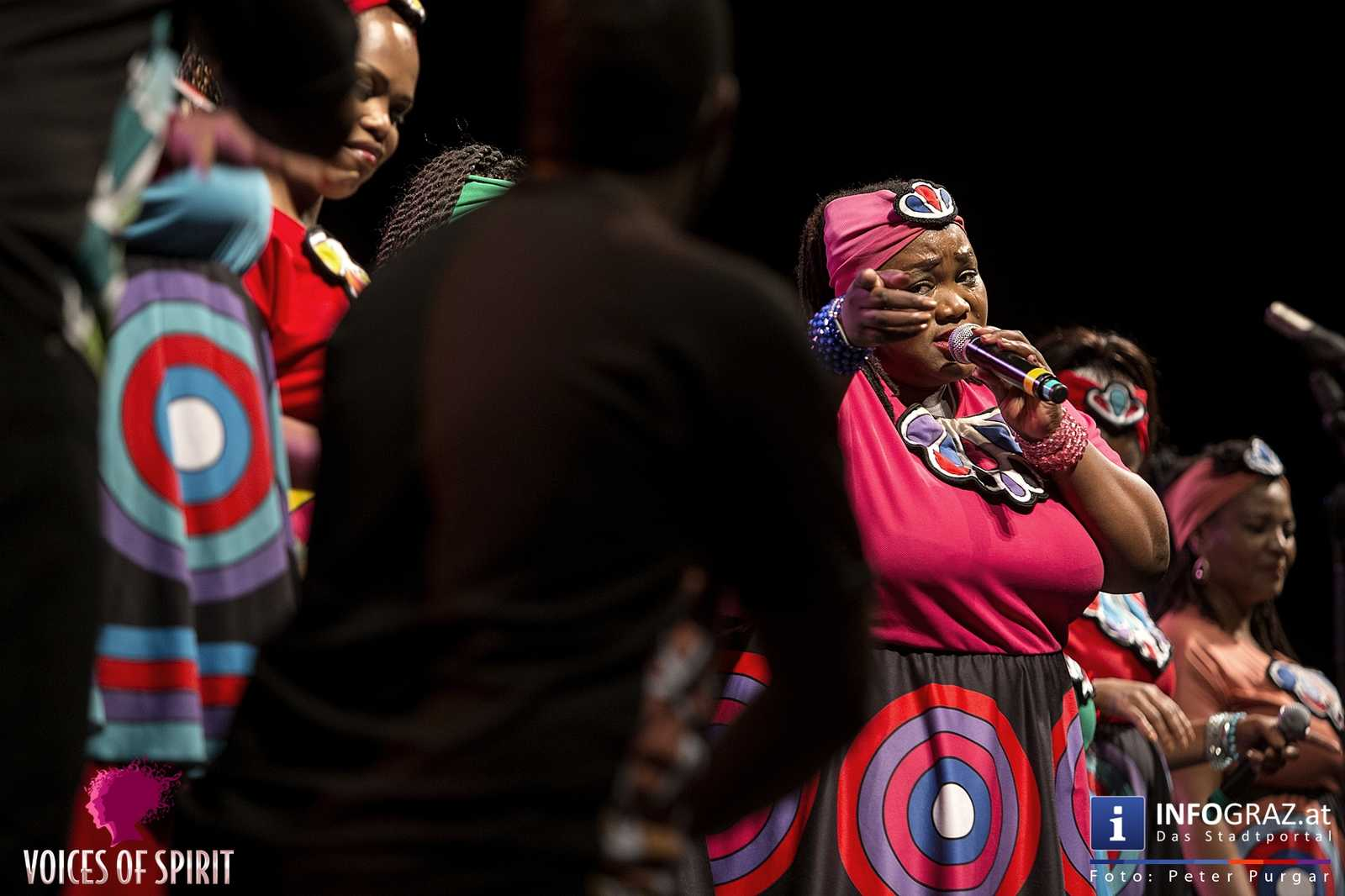 soweto gospel choir internationales chorfestival statdthalle graz voices of spirit eroeffnung festivals 2016 042