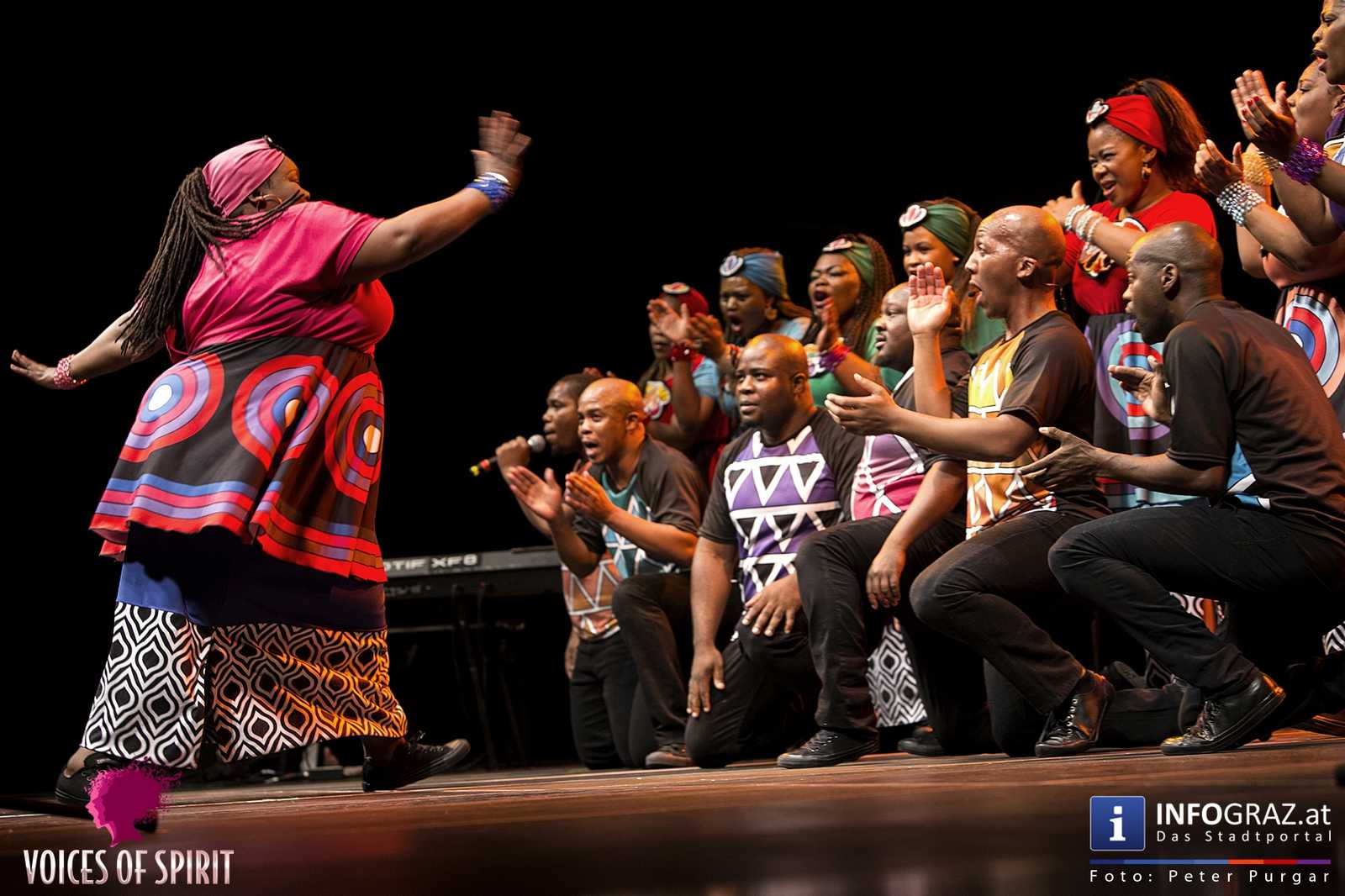 soweto gospel choir internationales chorfestival statdthalle graz voices of spirit eroeffnung festivals 2016 058