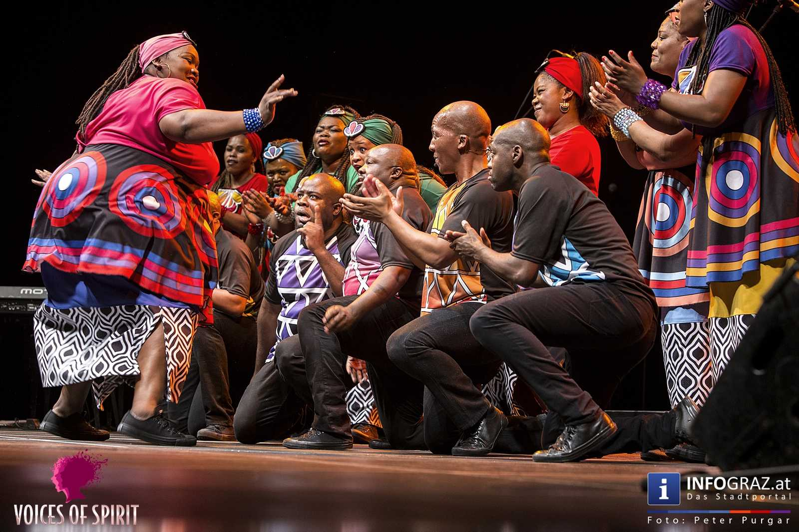 soweto gospel choir internationales chorfestival statdthalle graz voices of spirit eroeffnung festivals 2016 059
