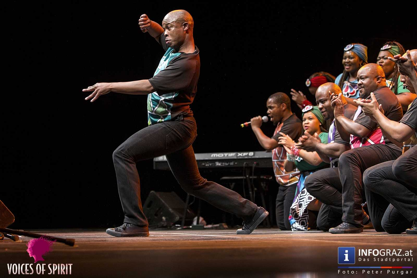 soweto gospel choir internationales chorfestival statdthalle graz voices of spirit eroeffnung festivals 2016 061
