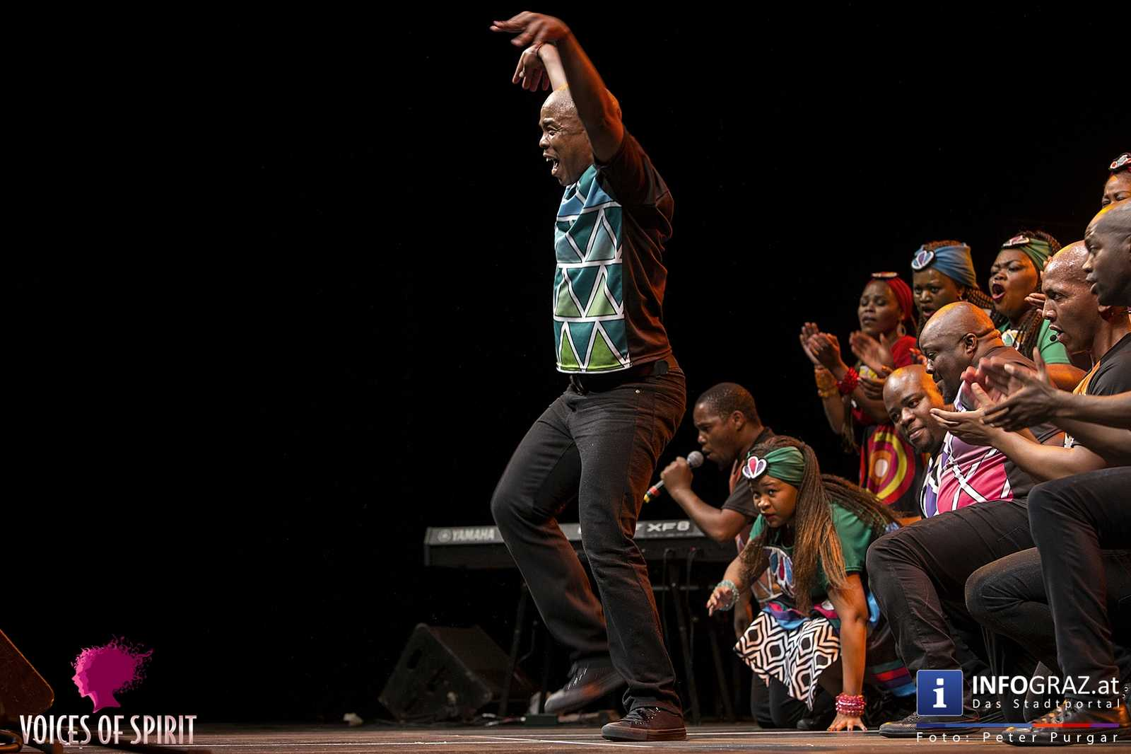 soweto gospel choir internationales chorfestival statdthalle graz voices of spirit eroeffnung festivals 2016 062