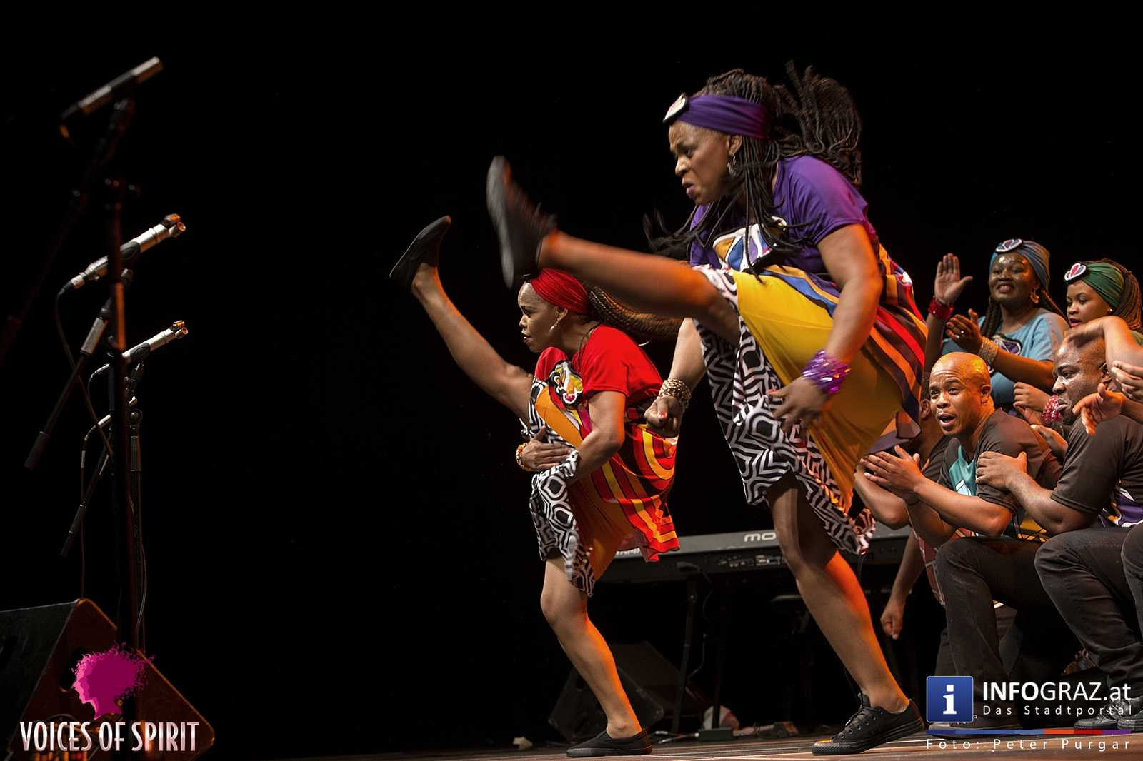soweto gospel choir internationales chorfestival statdthalle graz voices of spirit eroeffnung festivals 2016 064