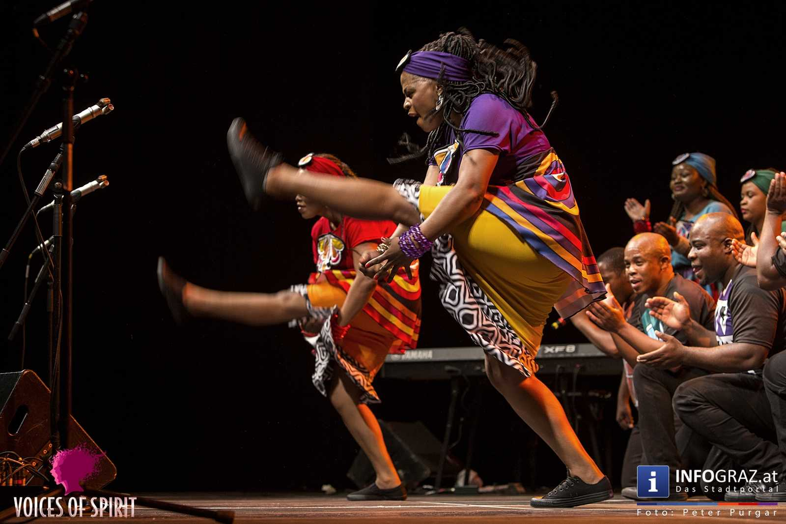 soweto gospel choir internationales chorfestival statdthalle graz voices of spirit eroeffnung festivals 2016 065
