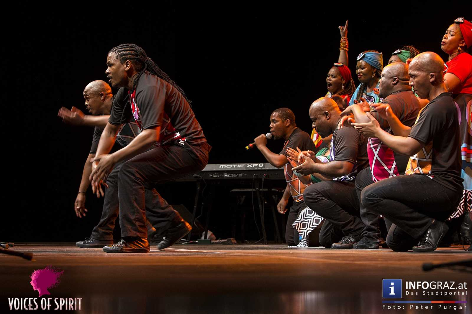 soweto gospel choir internationales chorfestival statdthalle graz voices of spirit eroeffnung festivals 2016 066