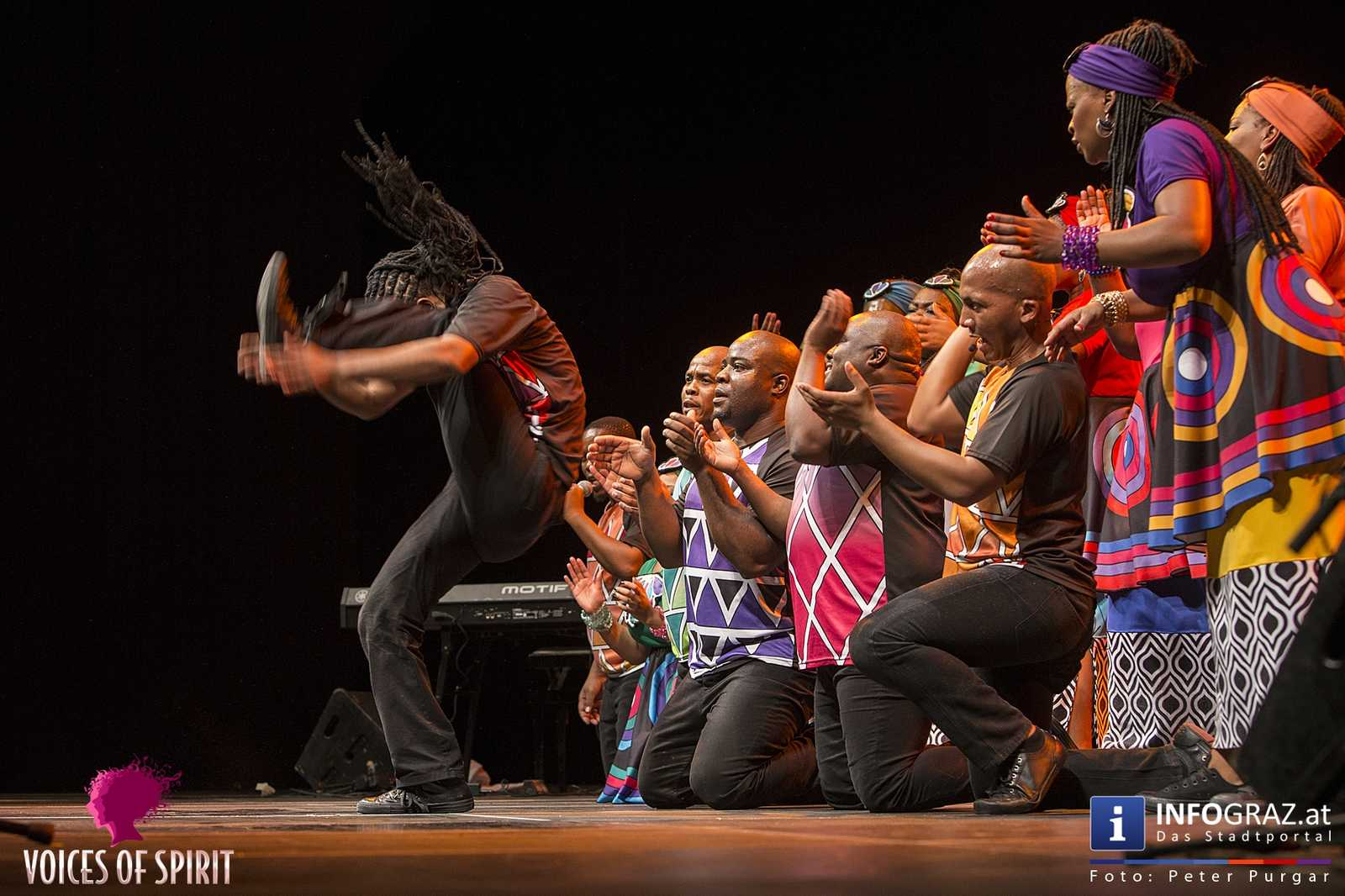 soweto gospel choir internationales chorfestival statdthalle graz voices of spirit eroeffnung festivals 2016 069