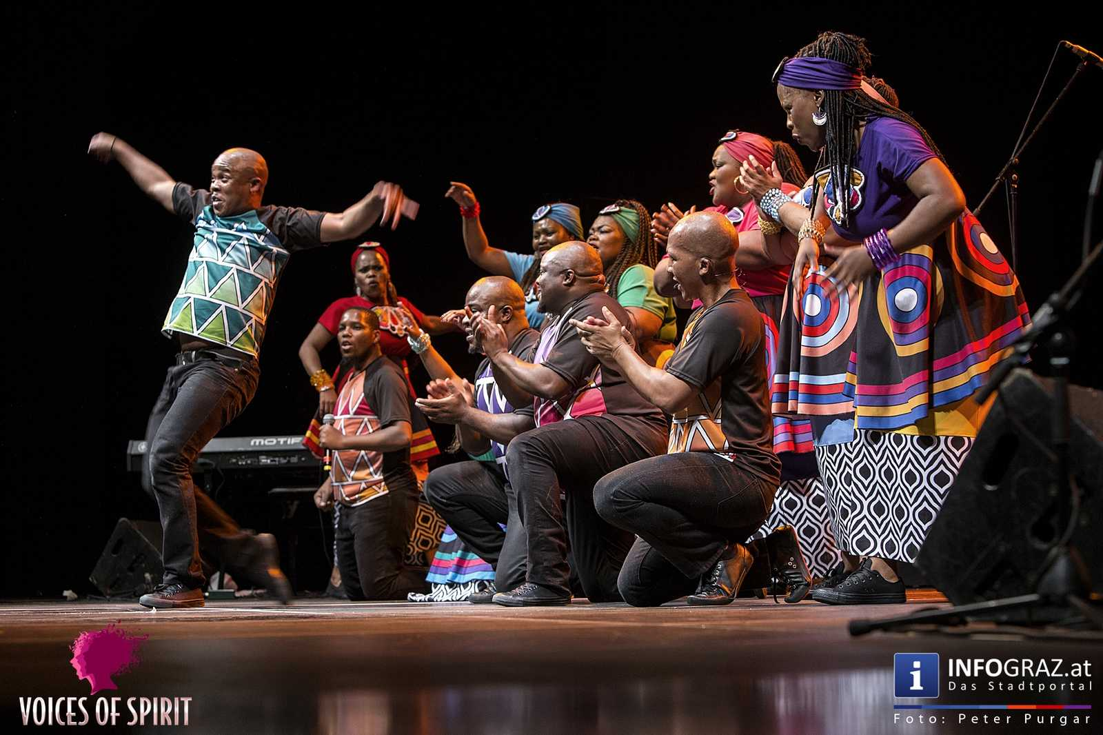 soweto gospel choir internationales chorfestival statdthalle graz voices of spirit eroeffnung festivals 2016 071
