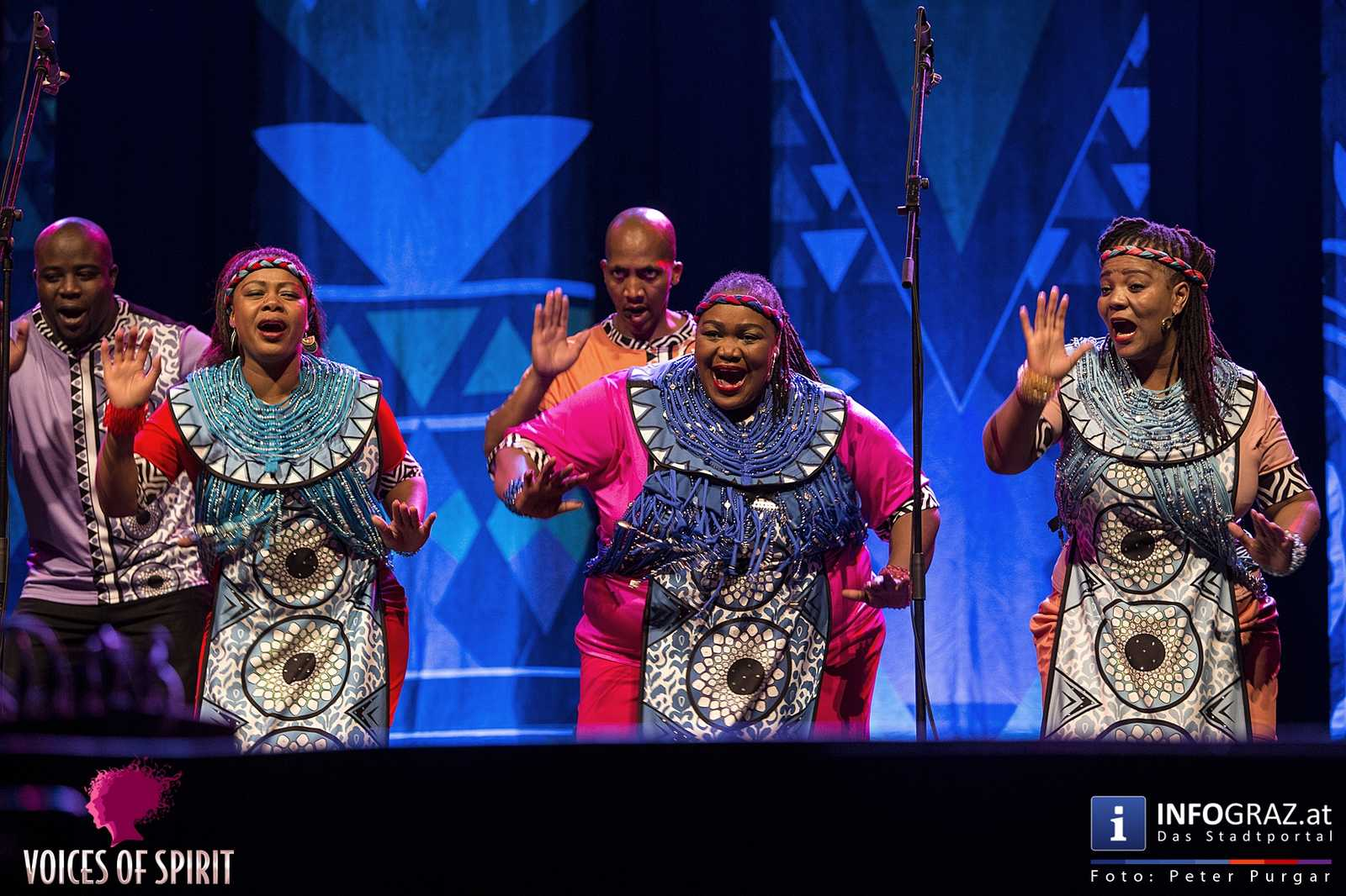 soweto gospel choir internationales chorfestival statdthalle graz voices of spirit eroeffnung festivals 2016 082