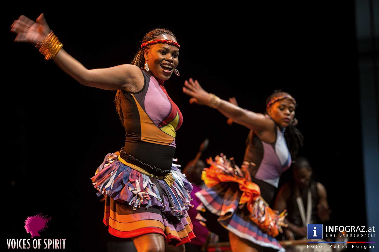 soweto gospel choir internationales chorfestival statdthalle graz voices of spirit eroeffnung festivals 2016 086