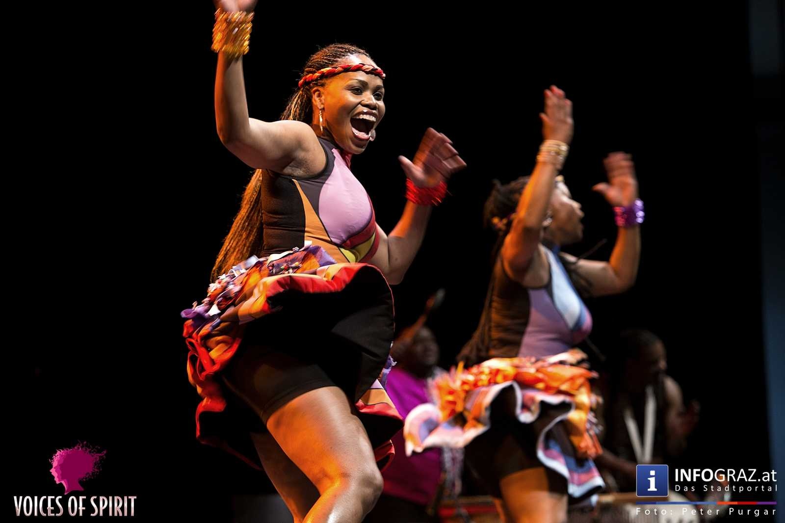 soweto gospel choir internationales chorfestival statdthalle graz voices of spirit eroeffnung festivals 2016 087