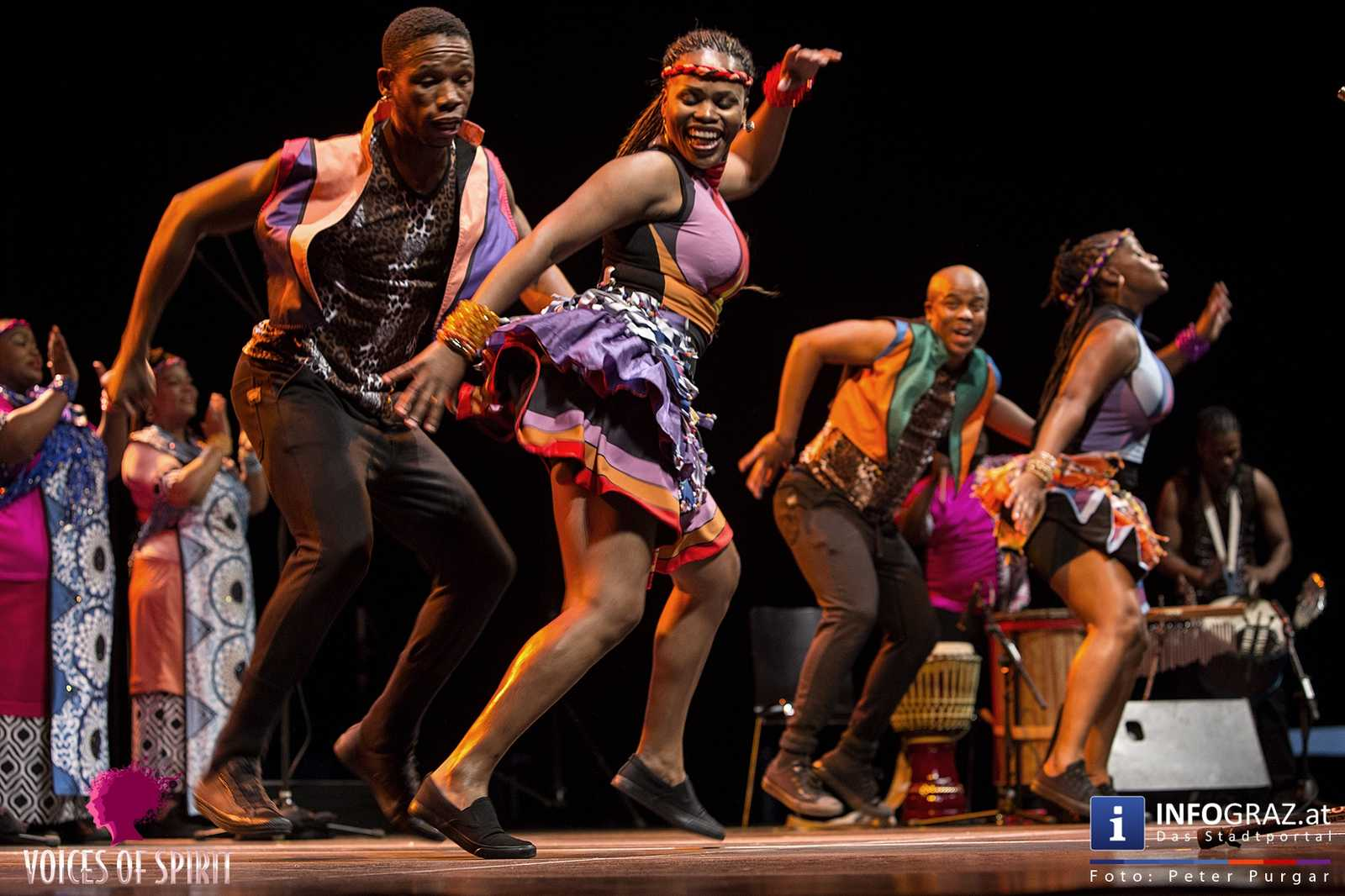 soweto gospel choir internationales chorfestival statdthalle graz voices of spirit eroeffnung festivals 2016 089