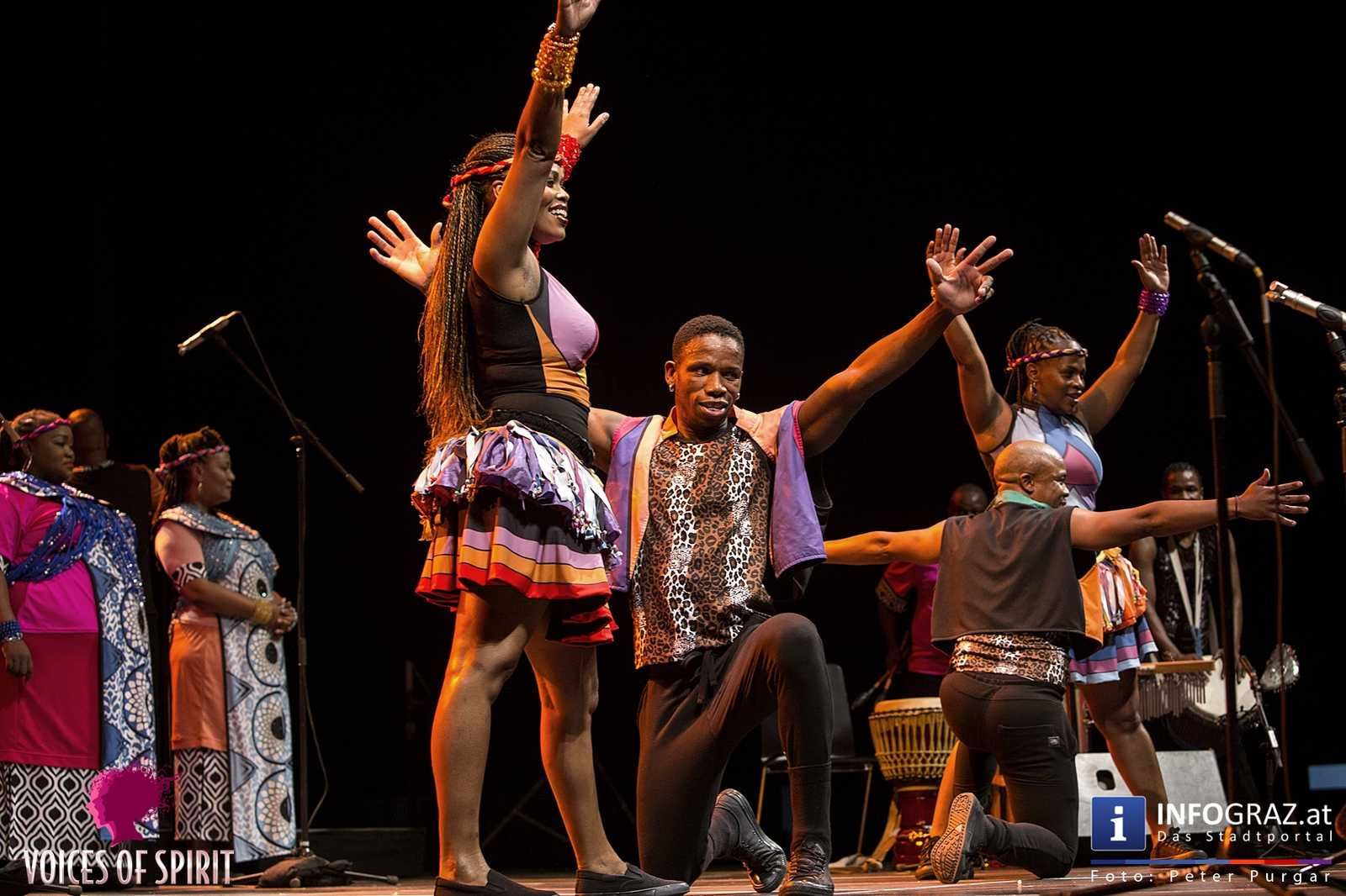 soweto gospel choir internationales chorfestival statdthalle graz voices of spirit eroeffnung festivals 2016 090