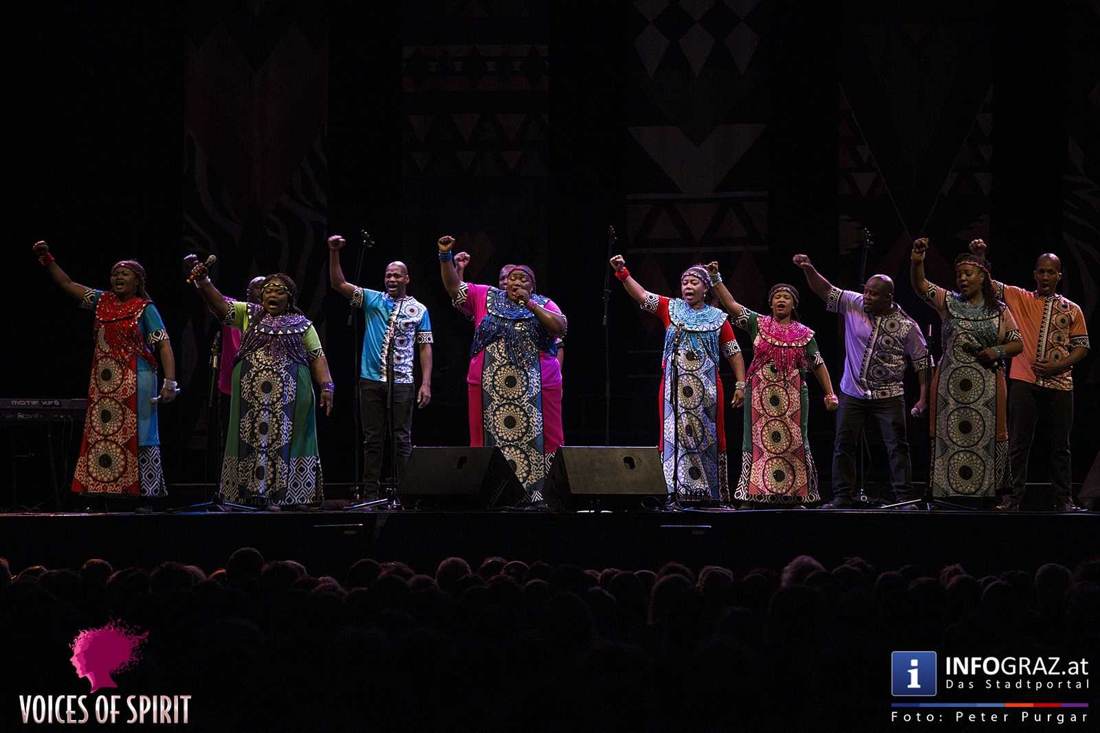 soweto gospel choir internationales chorfestival statdthalle graz voices of spirit eroeffnung festivals 2016 093
