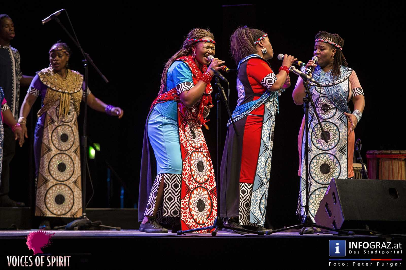 soweto gospel choir internationales chorfestival statdthalle graz voices of spirit eroeffnung festivals 2016 097