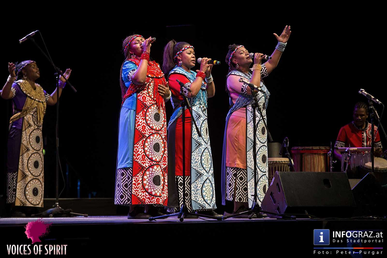 soweto gospel choir internationales chorfestival statdthalle graz voices of spirit eroeffnung festivals 2016 098