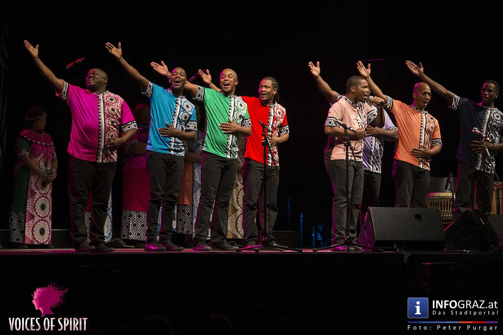 soweto gospel choir internationales chorfestival statdthalle graz voices of spirit eroeffnung festivals 2016 099