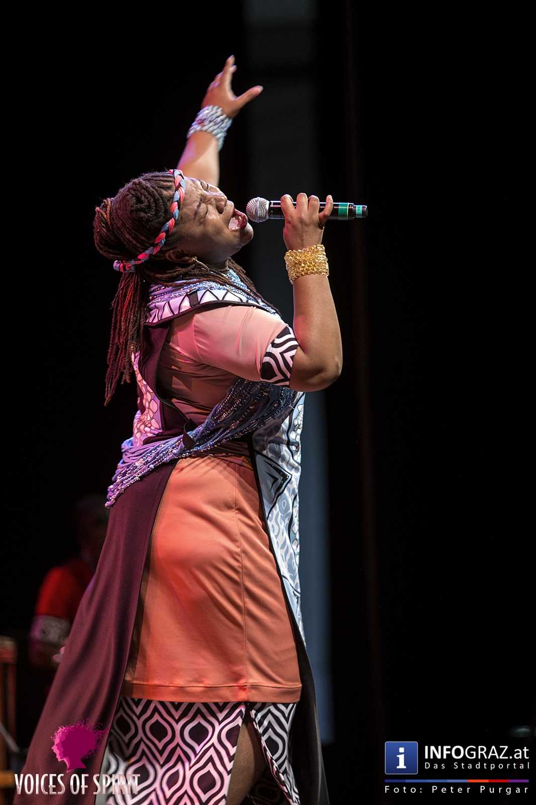 soweto gospel choir internationales chorfestival statdthalle graz voices of spirit eroeffnung festivals 2016 111