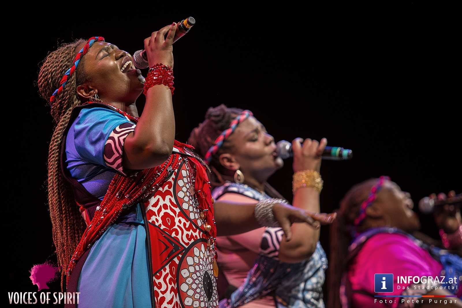 soweto gospel choir internationales chorfestival statdthalle graz voices of spirit eroeffnung festivals 2016 114