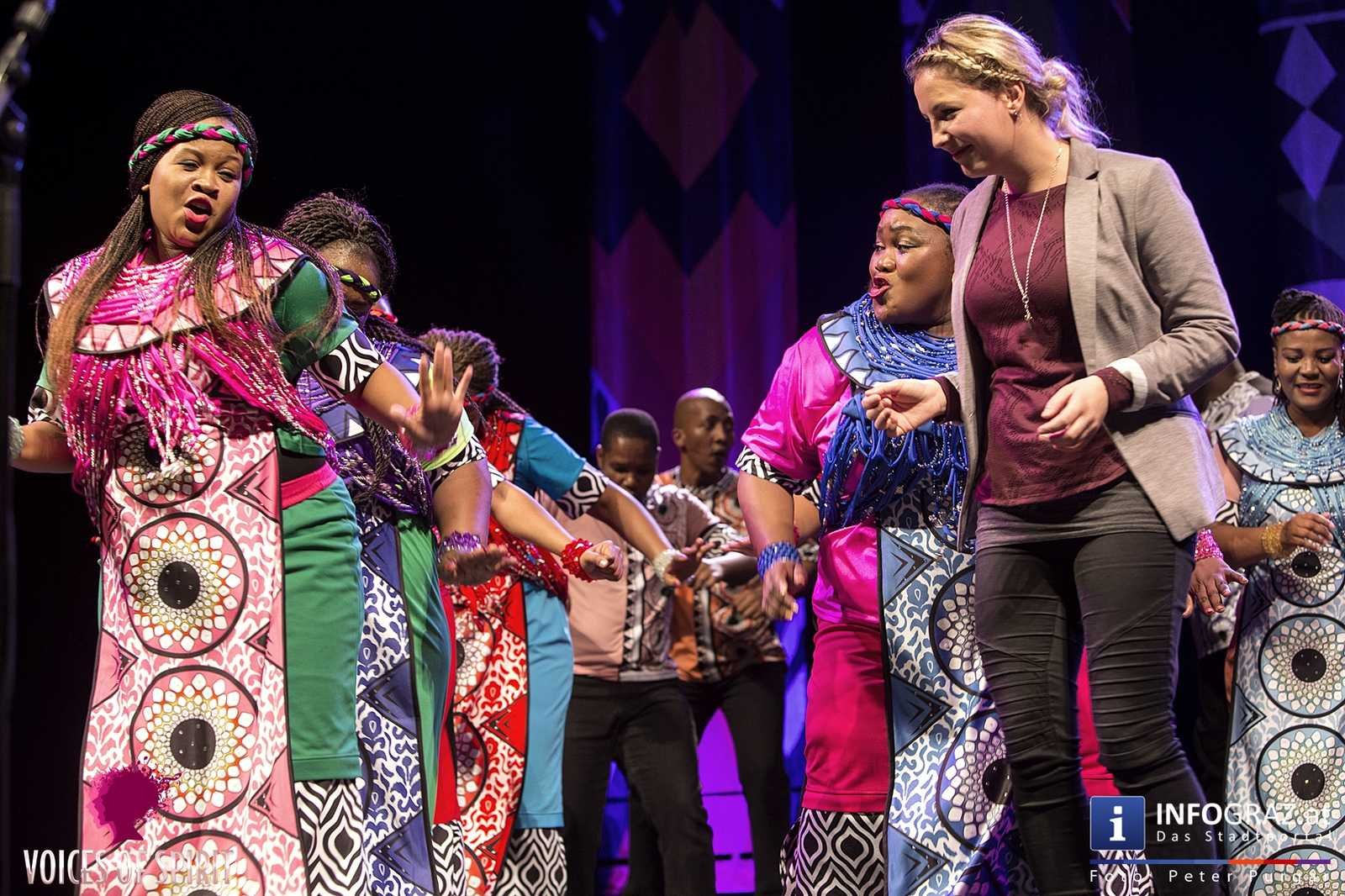 soweto gospel choir internationales chorfestival statdthalle graz voices of spirit eroeffnung festivals 2016 122