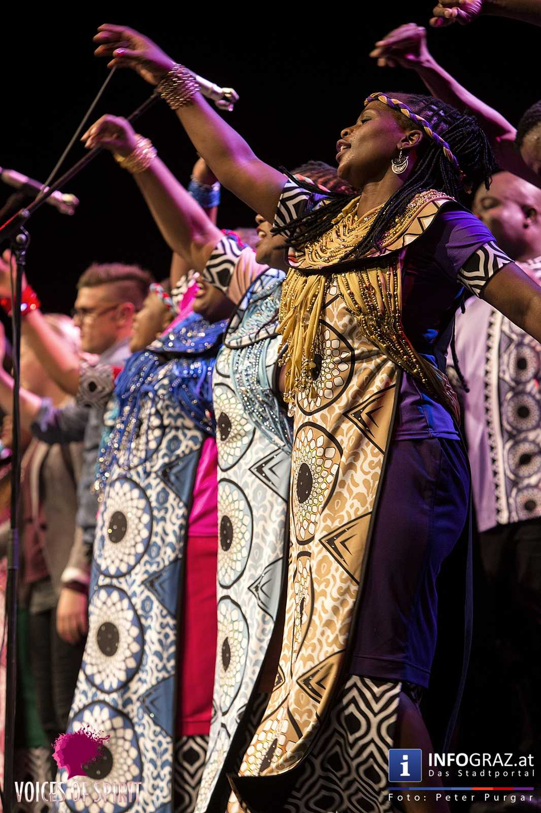 soweto gospel choir internationales chorfestival statdthalle graz voices of spirit eroeffnung festivals 2016 123