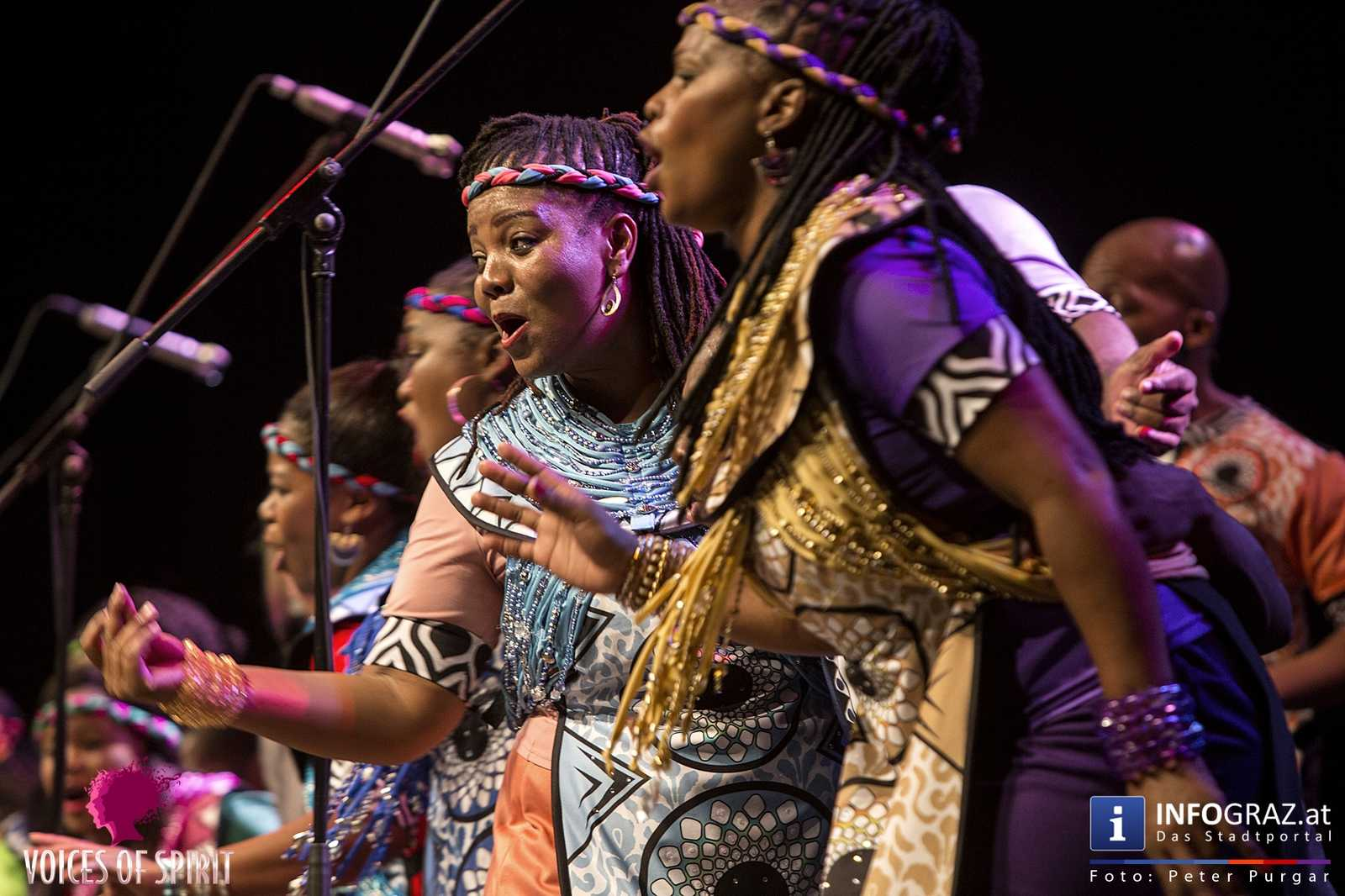soweto gospel choir internationales chorfestival statdthalle graz voices of spirit eroeffnung festivals 2016 124
