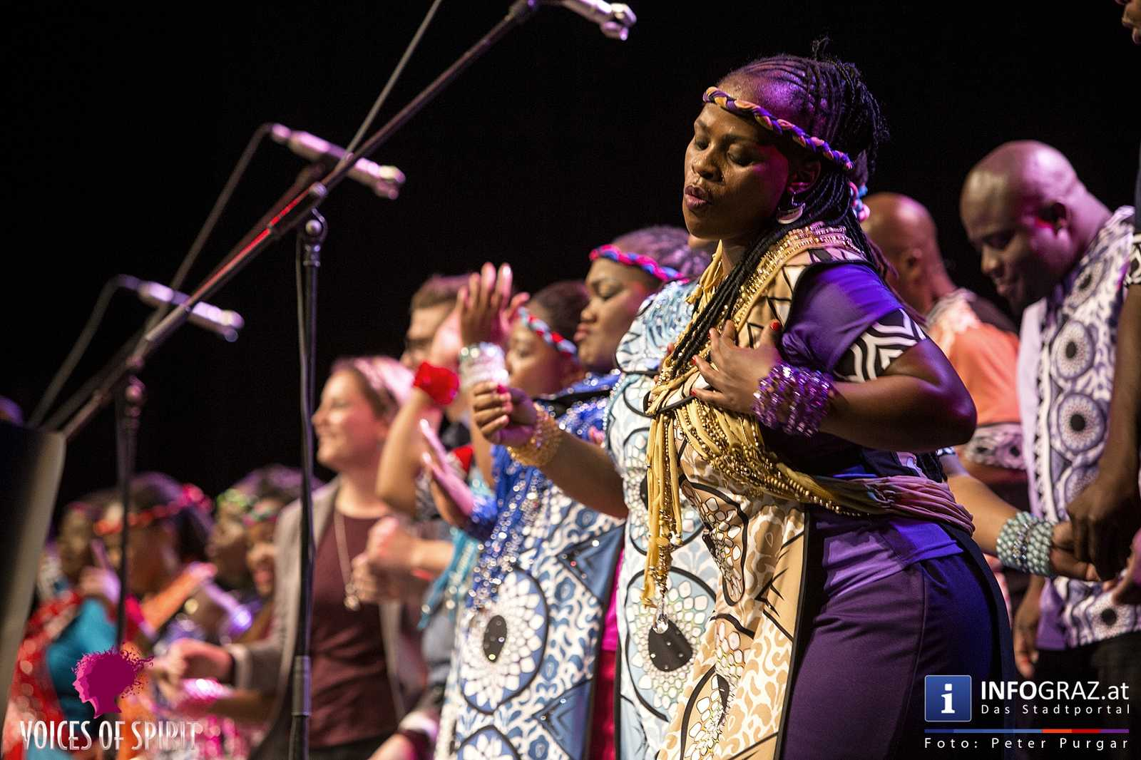 soweto gospel choir internationales chorfestival statdthalle graz voices of spirit eroeffnung festivals 2016 125