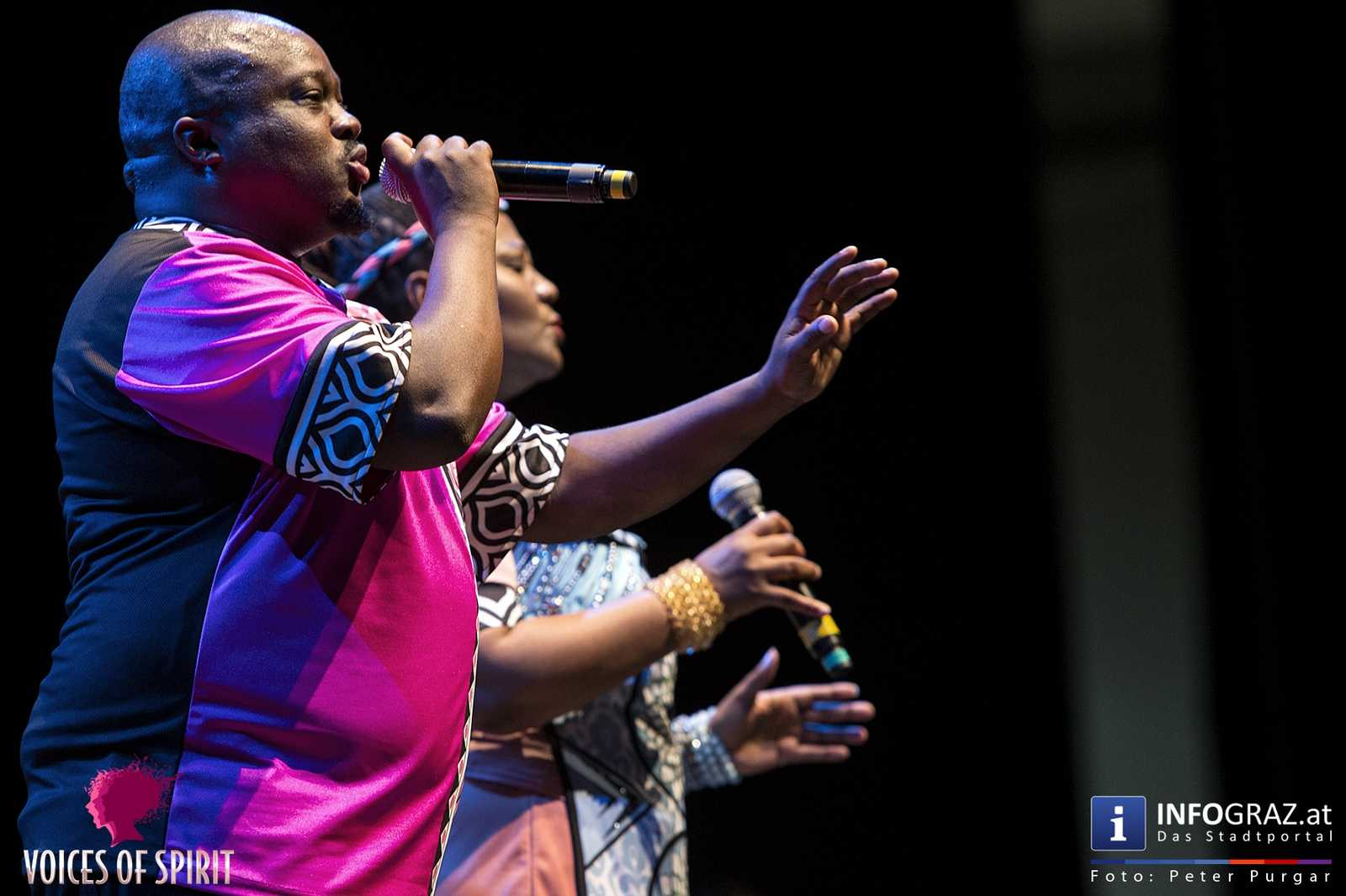 soweto gospel choir internationales chorfestival statdthalle graz voices of spirit eroeffnung festivals 2016 129