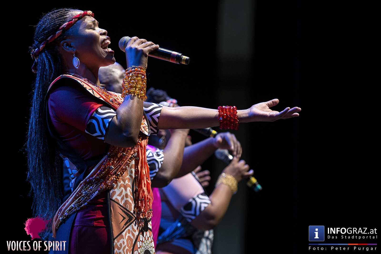 soweto gospel choir internationales chorfestival statdthalle graz voices of spirit eroeffnung festivals 2016 135
