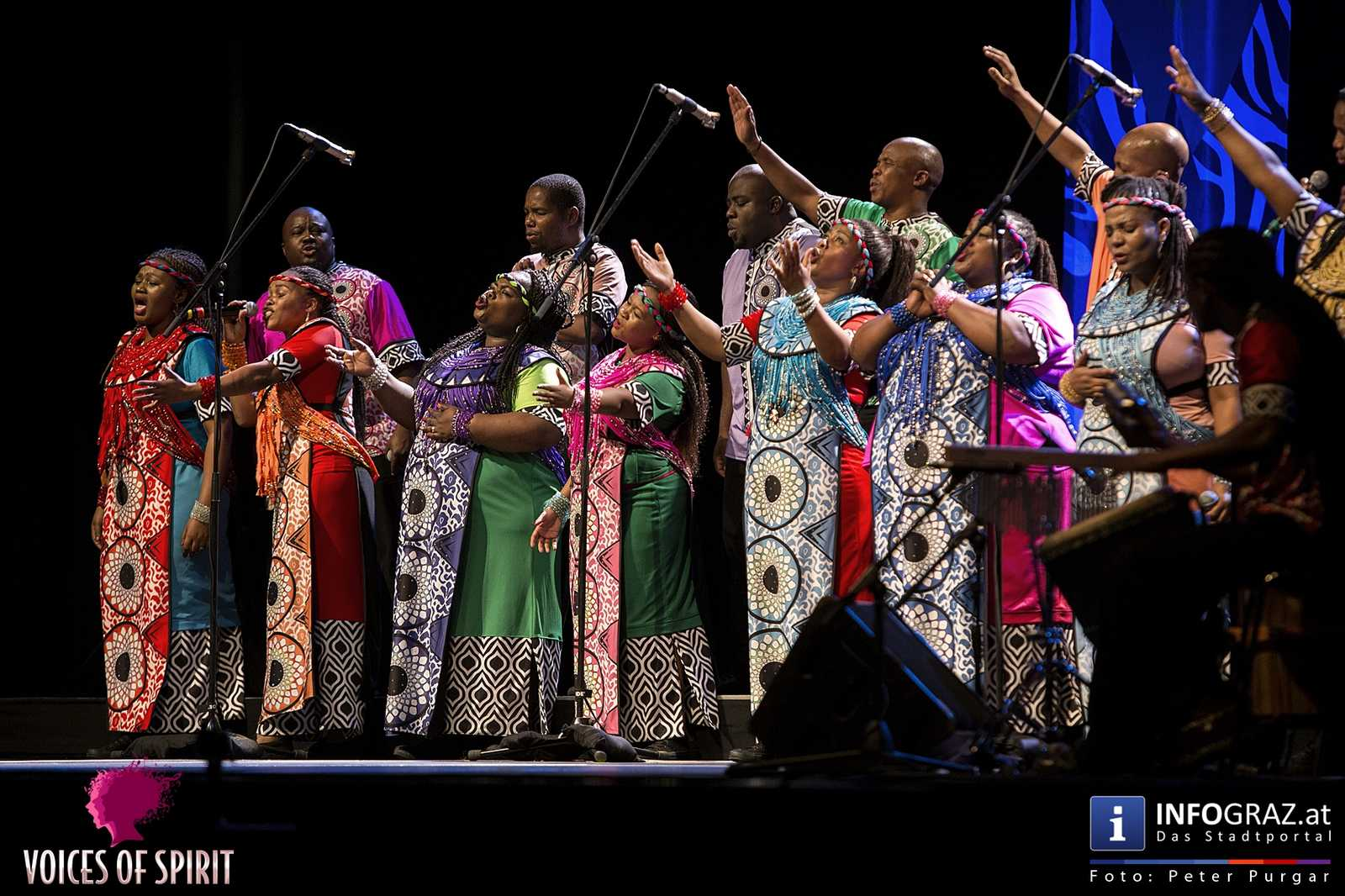 soweto gospel choir internationales chorfestival statdthalle graz voices of spirit eroeffnung festivals 2016 139