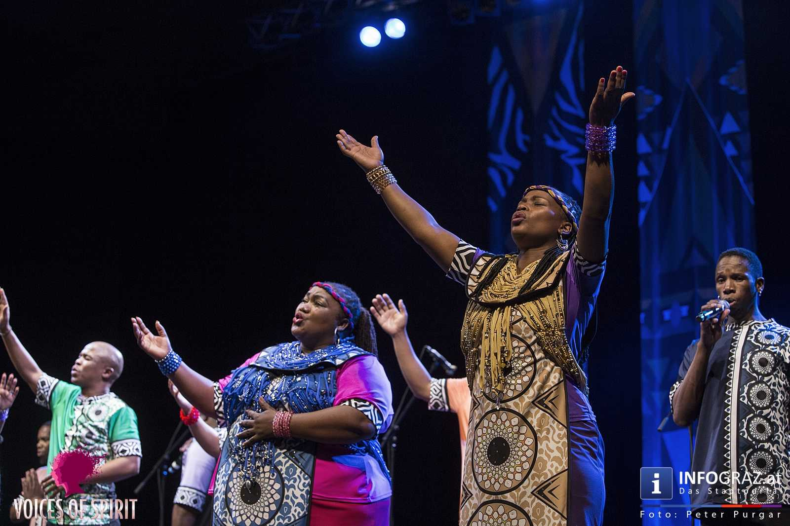 soweto gospel choir internationales chorfestival statdthalle graz voices of spirit eroeffnung festivals 2016 141