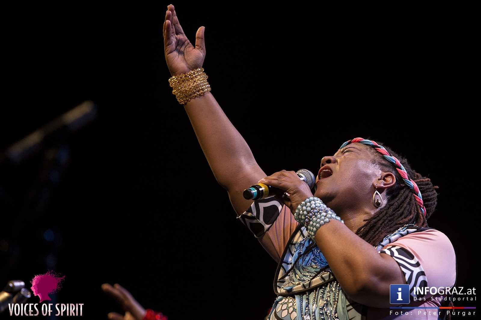 soweto gospel choir internationales chorfestival statdthalle graz voices of spirit eroeffnung festivals 2016 142