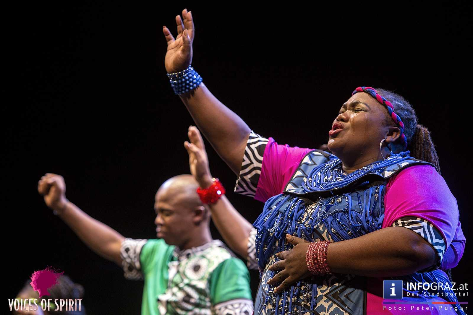 soweto gospel choir internationales chorfestival statdthalle graz voices of spirit eroeffnung festivals 2016 143
