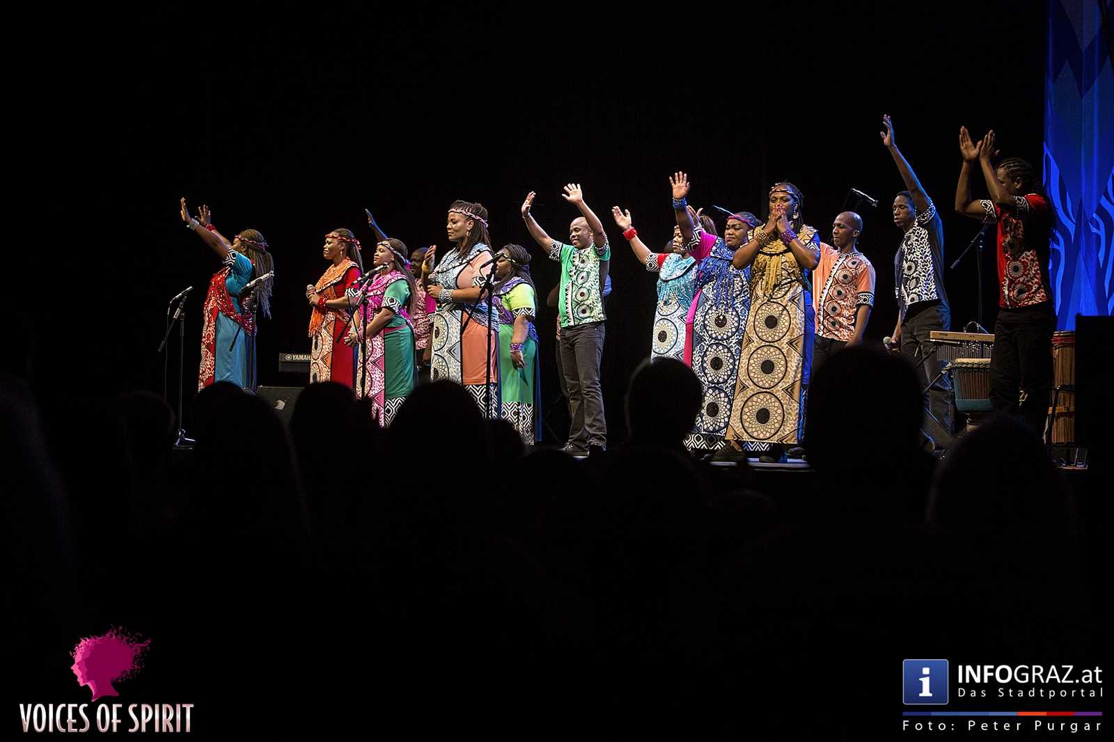 soweto gospel choir internationales chorfestival statdthalle graz voices of spirit eroeffnung festivals 2016 146