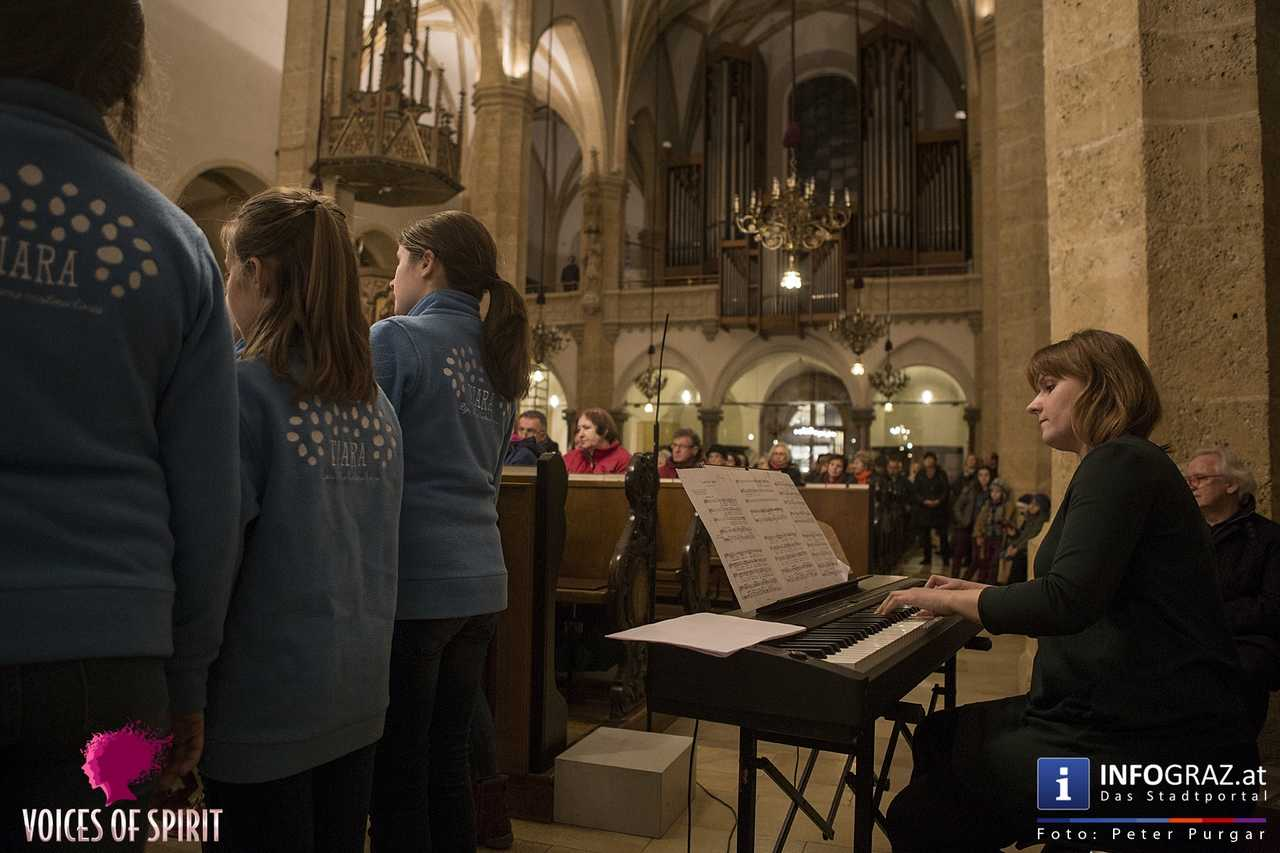 Tiara - Offenes Singen 2016 in der Stadtpfarrkirche Graz - 'Voices of Spirit' - 008