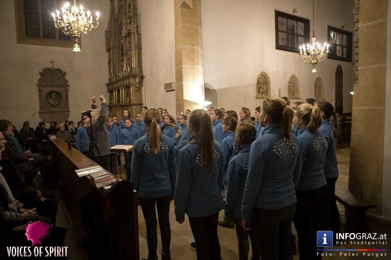 Tiara - Offenes Singen 2016 in der Stadtpfarrkirche Graz - 'Voices of Spirit' - 019
