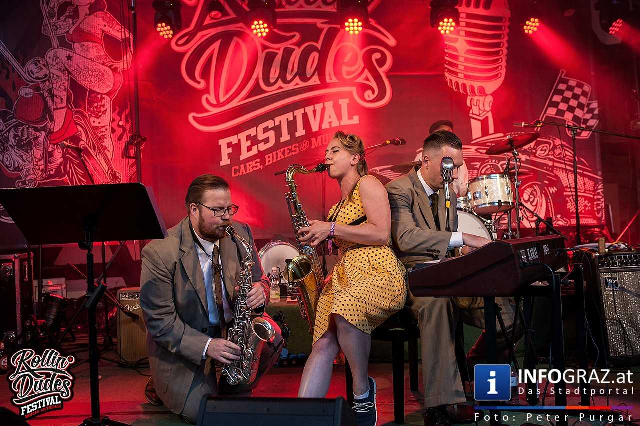 The Juke Joint Royals - Austria's hottest Rhythm and Blues Orchestra - 030