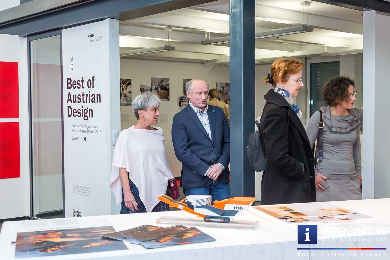 Staatspreis Design 2017 | 'Best of Austrian Design' | designforum Steiermark - 021